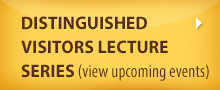 Distinguished Visitor Talks